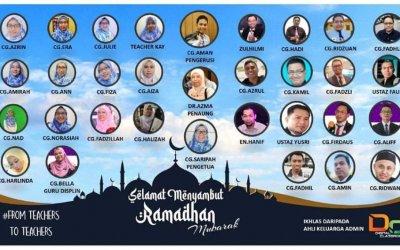 Salam Ramadhan daripada kami Digital Classroom Malaysia