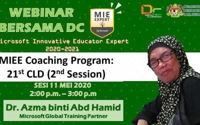 MIEE Coaching Program : 21st CLD (2nd Season)