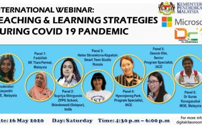 International Webinar: Teaching & Learning Strategies During COVID-19 Pandemic