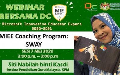 MIEE Coaching Program : SWAY