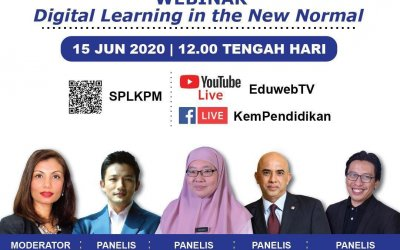 Webinar and Launch of DELIMa: Digital Educational Learning Initiative Malaysia, MoE Digital Learning Platform